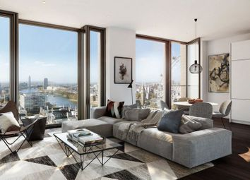 Thumbnail 2 bed flat for sale in Thirty Casson Square, Southbank Place, London