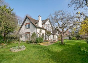 Thumbnail 6 bed detached house for sale in Sheridan Road, London