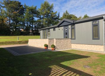 Thumbnail 2 bed mobile/park home for sale in Moss Bank Lodges, Great Salkeld, Penrith, Cumbria