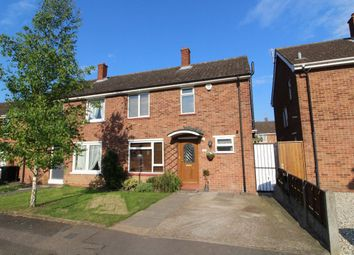 Thumbnail 3 bed semi-detached house for sale in Humber Avenue, Bedford