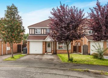 Thumbnail 4 bed detached house for sale in Ridgewood Close, Hindley Green, Wigan, Greater Manchester
