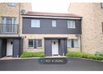 Thumbnail 3 bed terraced house to rent in Alice Bell Close, Cambridge