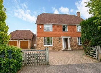 Thumbnail 5 bed detached house for sale in The Glade, Uckfield