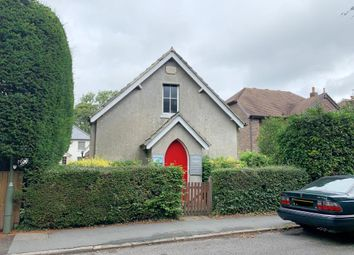 Bethel Chapel, Chapel Road, Tadworth, Surrey KT20. Commercial property