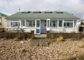 Thumbnail 4 bed detached bungalow for sale in East Front Road, Pagham