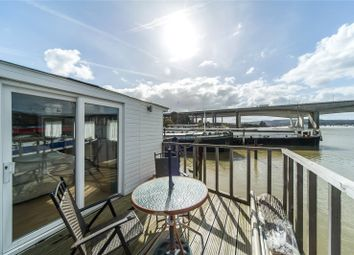 Thumbnail 4 bed detached house for sale in Box 34 Medway Bridge Marina, Manor Lane, Rochester, Kent