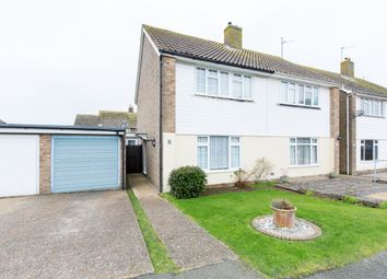 Thumbnail 3 bed semi-detached house for sale in Turnpike Close, Ringmer