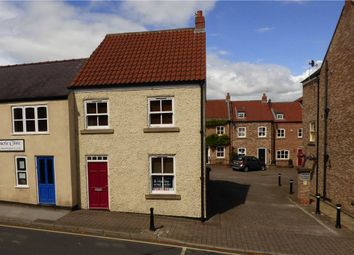 Thumbnail 3 bed semi-detached house for sale in Florentines Court, Allhallowgate, Ripon, North Yorkshire