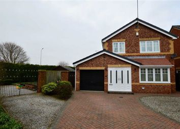 Thumbnail 4 bed detached house for sale in Alwoodley Close, Hull, East Yorkshire