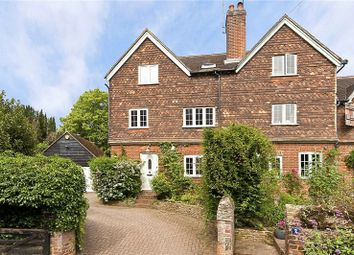 4 bed semi-detached house for sale in Nursecombe Cottages, Snowdenham Lane, Bramley, Guildford GU5