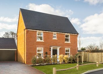 "Thumbnail 3 bedroom detached house for sale in ""Hadley"" at Hook Lane, Aldingbourne, Chichester"