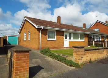 Thumbnail 3 bed semi-detached bungalow for sale in Kennedy Rise, Walesby, Newark