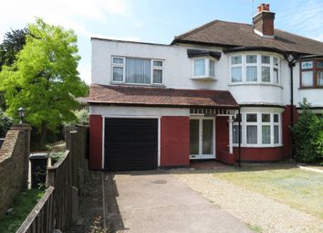 Thumbnail 4 bed property to rent in The Beeches, Woodland Road, London