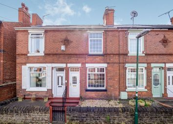 Thumbnail 2 bed terraced house for sale in Logan Street, Bulwell, Nottingham