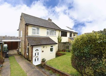 Thumbnail 3 bed semi-detached house for sale in King John Road, Kingsclere, Newbury