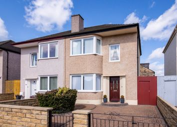 Thumbnail 3 bed semi-detached house for sale in Hermitage Park, Leith Links, Edinburgh