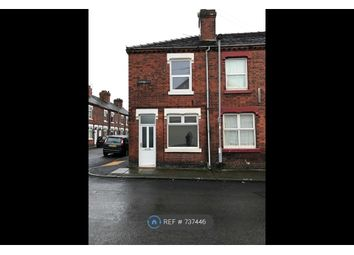 Thumbnail 3 bed end terrace house to rent in Cornwallis Street, Stoke On Trent