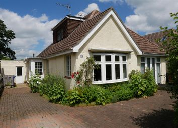 Thumbnail 3 bed detached bungalow for sale in Bromeswell Road, Ipswich