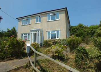 Thumbnail 4 bed detached house to rent in Cliff Road, Hythe