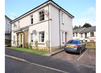 Thumbnail 1 bed flat for sale in Clydesholm Court, Lanark