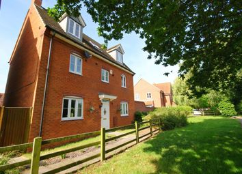 Thumbnail 5 bed detached house to rent in Tall Pines Road, Witham St. Hughs, Lincoln
