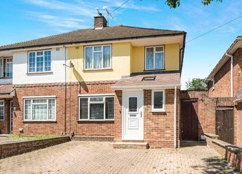 Thumbnail 3 bed semi-detached house for sale in Bendon Way, Rainham, Gillingham