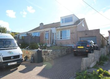 Thumbnail 5 bed detached house for sale in The Drang, Indian Queens, St. Columb