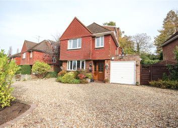 Thumbnail 4 bed detached house for sale in The Verne, Church Crookham, Fleet, Hampshire