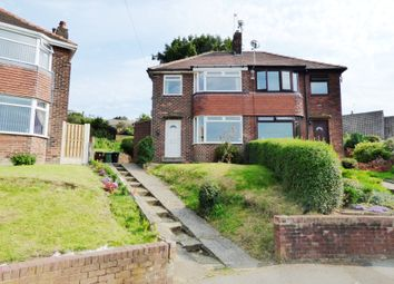 Thumbnail 3 bed semi-detached house for sale in Calverley Terrace, Bramley