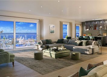 Thumbnail 4 bed flat for sale in Four Bedroom Penthouse, The Moorings, Edinburgh