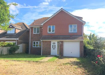 Thumbnail 4 bed detached house for sale in Fort Road, Alverstoke, Gosport