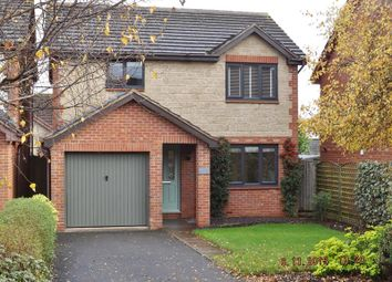Thumbnail 3 bedroom detached house to rent in 8 Byron Close, Worcester, Worcestershire