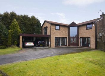Thumbnail 4 bedroom detached house for sale in Meadowcroft, Whitefield Manchester, Manchester