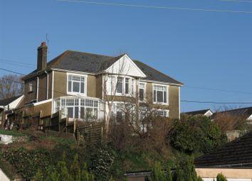 Thumbnail 5 bed detached house for sale in Upper Eastcliffe Road, Par, Par