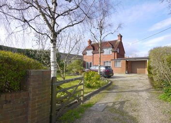 3 bed detached house for sale in Old Christchurch Road, Everton, Lymington, Hampshire SO41