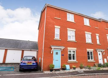 Thumbnail 3 bed end terrace house for sale in Bramley Close, Wellington
