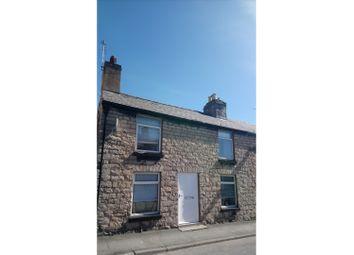 Thumbnail 2 bed end terrace house for sale in Henllan Street, Denbigh
