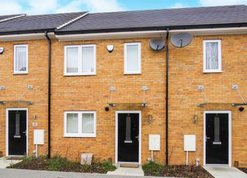 Thumbnail 2 bedroom terraced house for sale in Hedges Way, Luton
