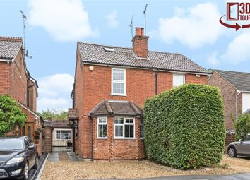 Pinewood Avenue, Crowthorne, Berkshire RG45. 2 bed semi-detached house