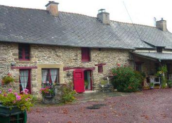 Thumbnail 4 bed farmhouse for sale in Ploermel, Morbihan, 56800, France