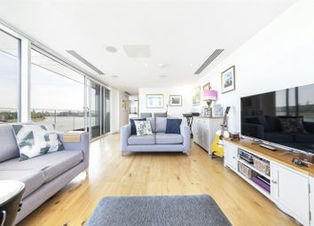 Thumbnail 3 bed flat for sale in Kings Lodge, 7 Victoria Parade, Greenwich, London