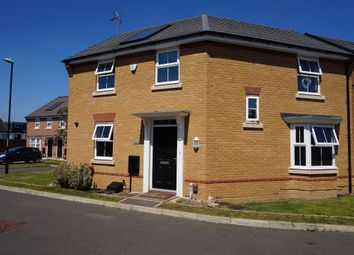 Thumbnail 3 bed detached house for sale in Esme Close, Binley, Coventry