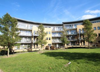 Thumbnail 1 bed flat to rent in Redwing Crescent, Greenhithe, Kent