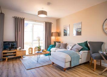 Thumbnail 2 bedroom flat for sale in Edmunds Way, Hauxton, Cambridge