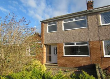 Thumbnail 4 bed semi-detached house to rent in Derwent Rise, Wetherby