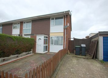 Thumbnail 2 bed end terrace house for sale in Five Post Lane, Gosport