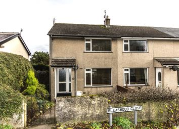 Thumbnail 2 bed end terrace house for sale in Bleaswood Close, Oxenholme, Kendal