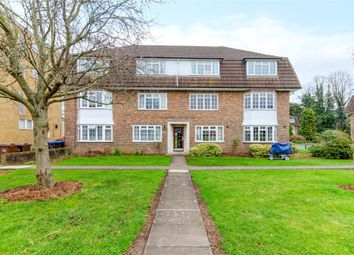 Thumbnail 2 bedroom flat for sale in Queensfield Court, London Road, Cheam, Surrey