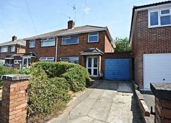 Thumbnail 3 bed semi-detached house for sale in Lavington Drive, Longlevens, Gloucester