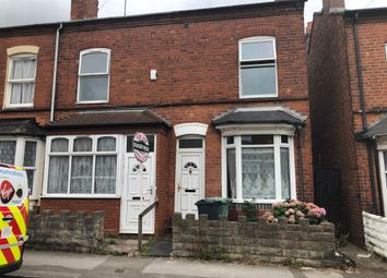 Thumbnail 2 bedroom end terrace house to rent in Dora Street, Walsall